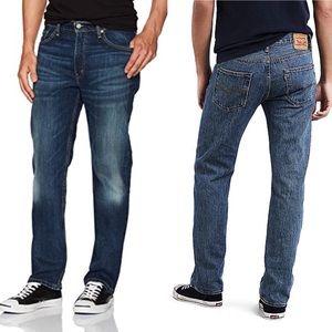 LEVI's 501 original men's jeans NWT W36 L32